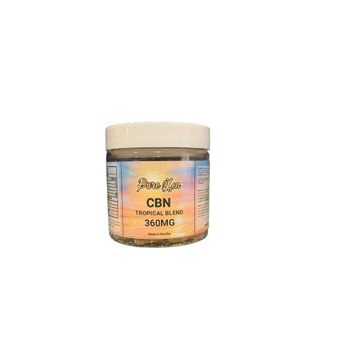 CBN - Tropical Flavor 30mg Gummies