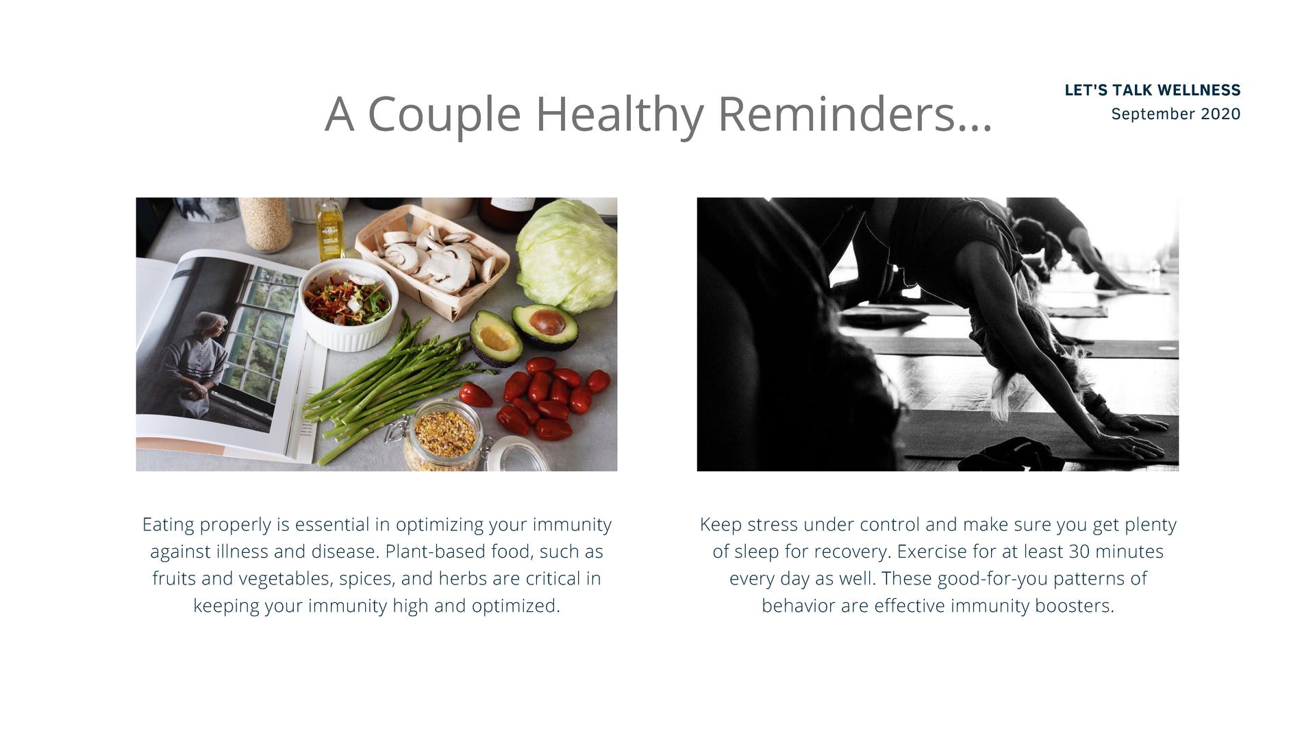 Let's Talk Wellness by Allison Fullmer o