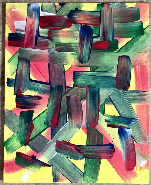 The Maze (Canvas)
