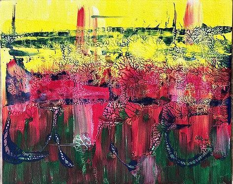 Veins (Canvas)