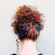Rainbow Unicorn Dream Curls