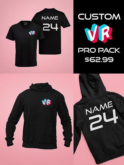 Custom VR Wear Pro Pack