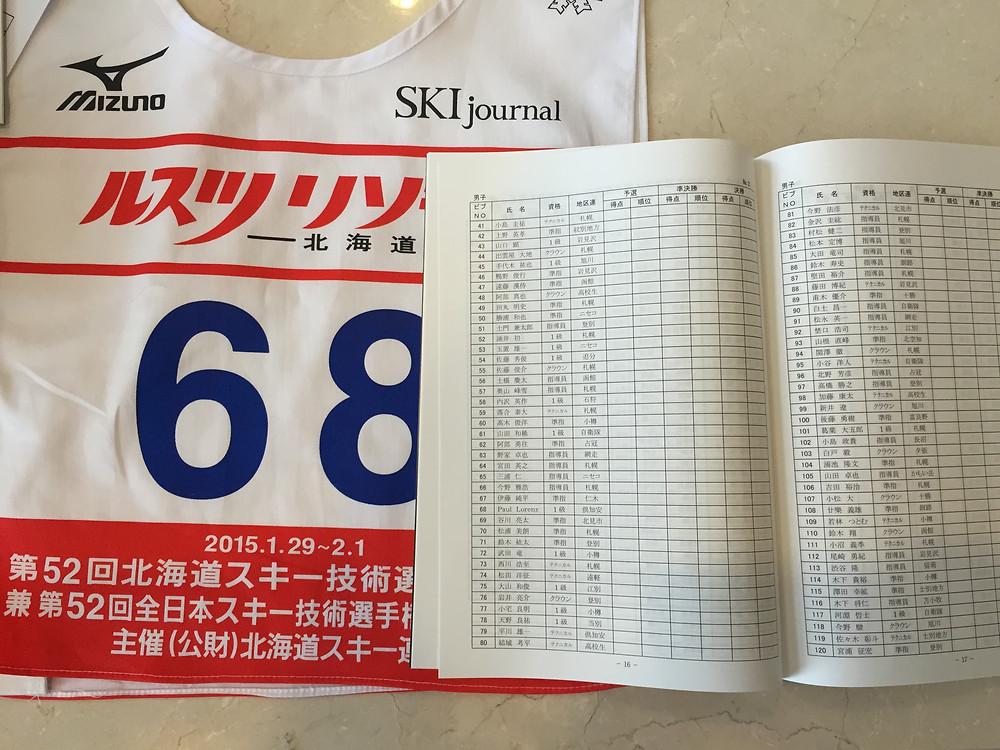 Hokkaido Technical Skiing Championships
