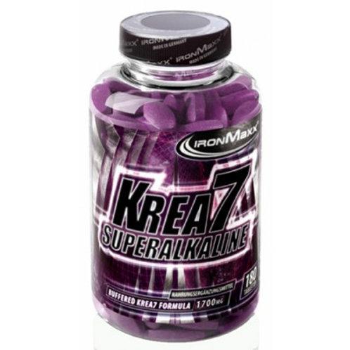 IronMaxx - KREA7 Superalkaline 90 tabs