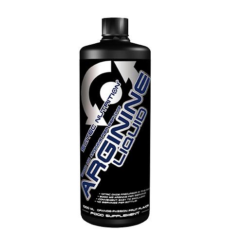 Scitec Nutrition - Arginine Liquid 1000 ml Orange-Passion