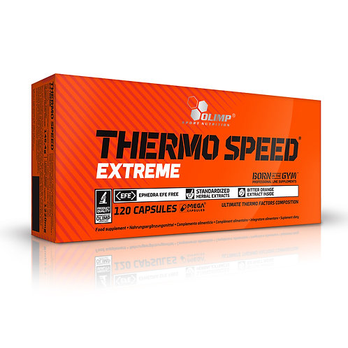 Olimp Sport Nutrition - Thermo Speed Extreme 120 caps