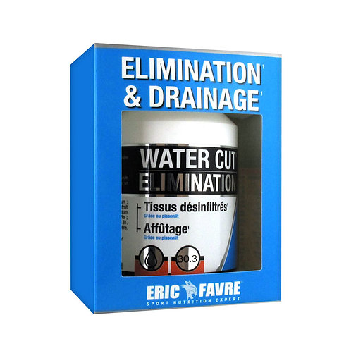 Eric Favre - Water Cut 90 comprimés
