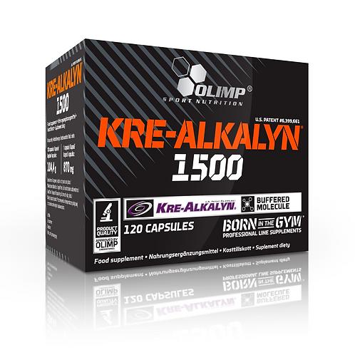 Olimp Sport Nutrition - Kre Alkalyn 1500 120 caps