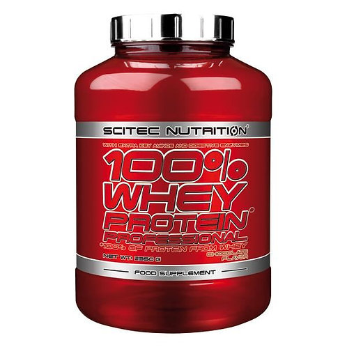 Scitec Nutrition - 100% Whey Protein Pro 2350 gr