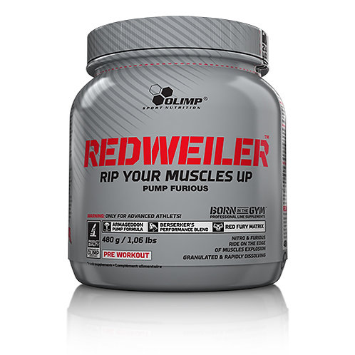 Olimp Sport Nutrition - Redweiler 480g