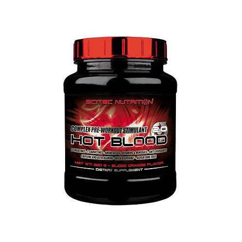 Scitec Nutrition - Hot Blood 3.0 300g
