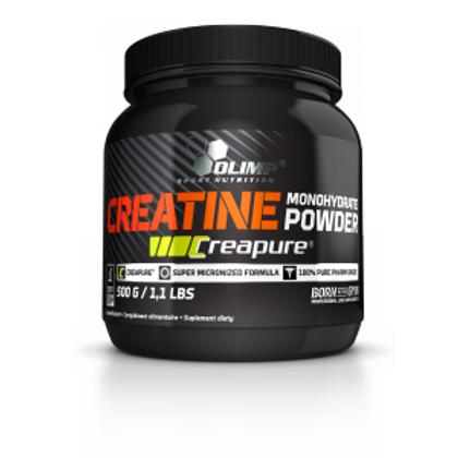 Olimp Sport Nutrition - Creatine Monohydrate 500 g Poudre CREAPURE