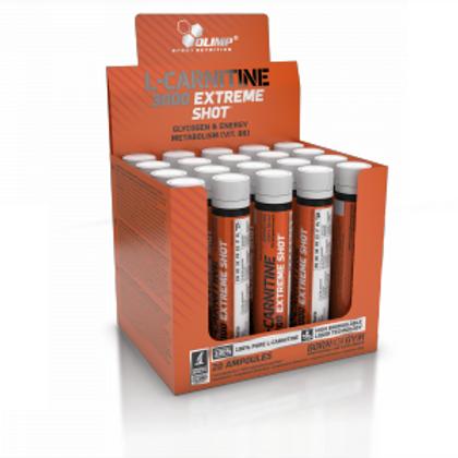 Olimp Sport Nutrition - L-Carnitine 3000 Extreme Shot Orange