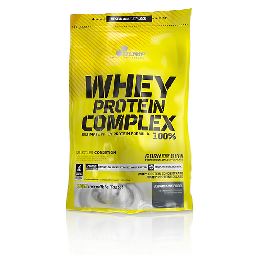 Olimp Sport Nutrition - Whey Protein Complex 100% 2270g