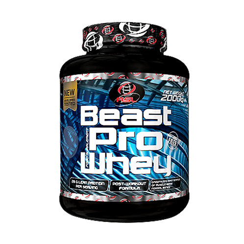 All Sports Labs - Beast Pro Whey 2000g
