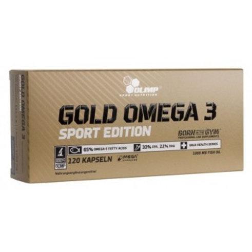 Olimp Sport Nutrition - Gold Omega 3 Sport Edition 120 caps