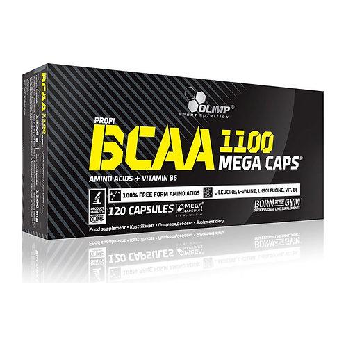 Olimp Sport Nutrition - BCAA Mega Caps 1100 120 caps