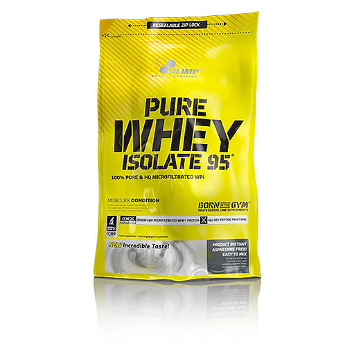 Olimp Sport Nutrition - Pure Whey Isolate 95 600g