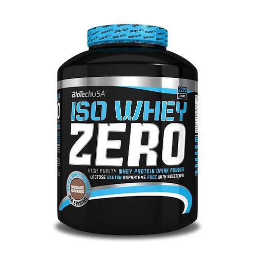 BioTech USA - Iso Whey Zero 2270g