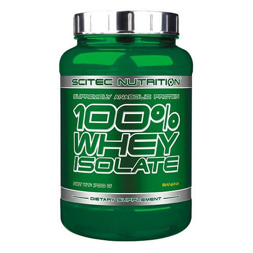 Scitec Nutrition - 100% Whey Isolate 700g