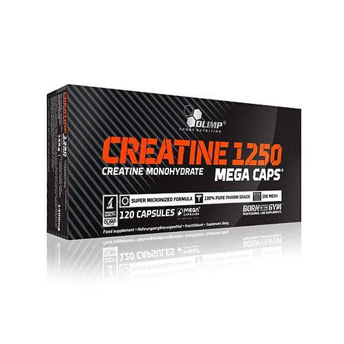 Olimp Sport Nutrition - Créatine 1250 Mega Caps 120