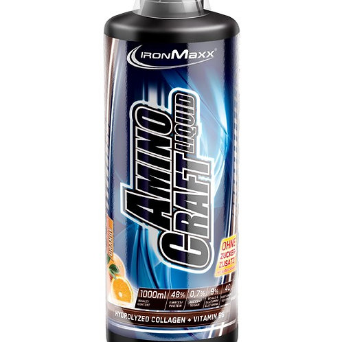IronMaxx - Aminocraft Liquid 1000ml