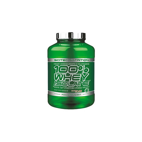 Scitec Nutrition - 100% Whey Isolate 2000g