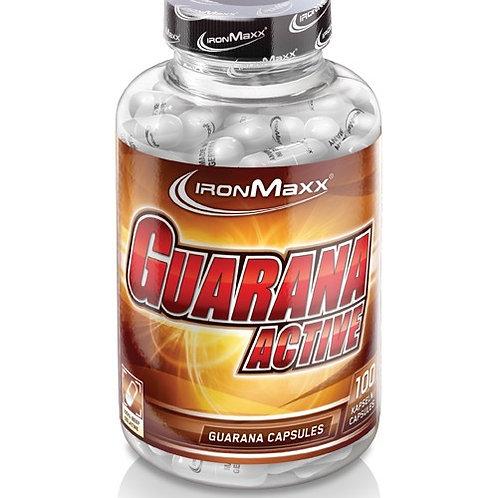 IronMaxx - Guarana Active 100 caps
