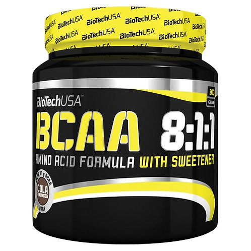 BioTech USA - BCAA 8:1:1 300g