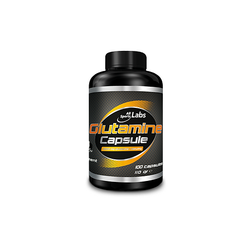 All Sports Labs - Glutamine 100 caps