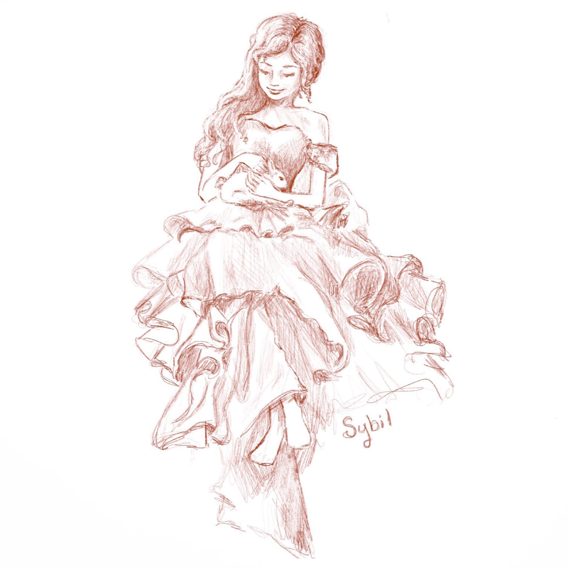 Sybil_S_Cohen_Sketch