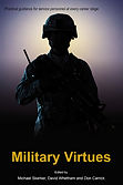 Front cover image for Military Virtues book