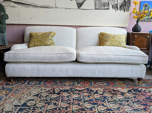 Handmade and handsprung Howard Sofa