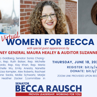 WOMEN FOR BECCA