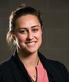 Alana Westwater, Outreach Director for Senator Becca Rausch