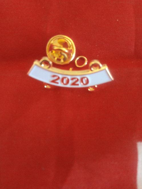 2020 bar badge