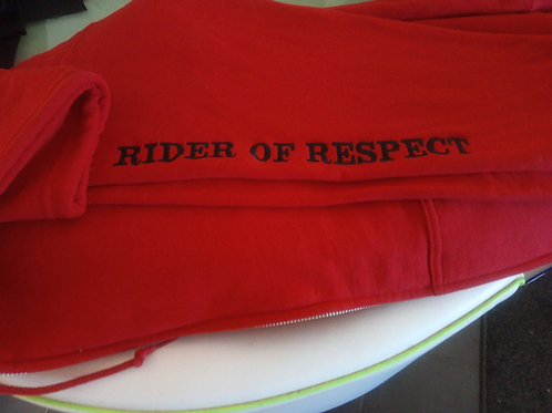 Rider of Respect Hoodie