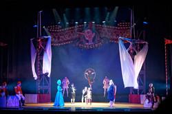 Pinocho, El musical. G. Tambascio