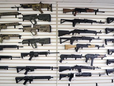 Mass Shootings Since 1966; No Legislation