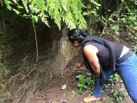 Indiana Jones in Nicaragua - Finding pre-Columbian art on a family farm