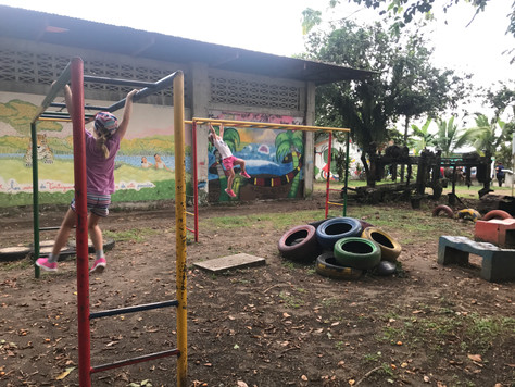Costa Rica - The joy of children