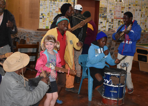 Making Music in Africa