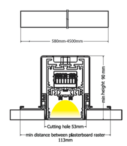 Base trimless diagram