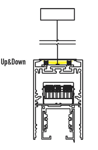 Altair product diagram - Up/Down