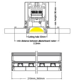 Vega trimless diagram