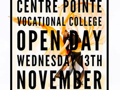 Centre Pointe Vocational College Open Day