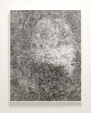 Estrella distante (2020, tinta sobre papel vegetal 90g/m2, 50x40cm)