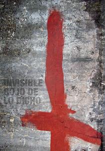 invisible rojo