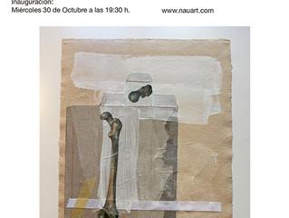"""Exposición: """"La persistencia de los cuerpos"""" del 30/10/13 al 14/11/13"""