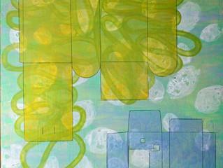 """Exposición: """"Visiones sin limites"""" colectiva de artistas argentinos, del 5/10/13 al 19/11/"""